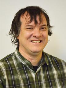 Photo of Colin Burrows